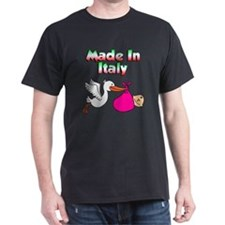Made In Italy Girl T-Shirt