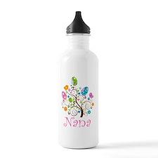 easter egg tree Sports Water Bottle