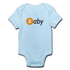 Bitcoin Baby Body Suit