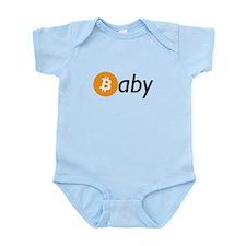 Bitcoin Baby Body Suit