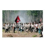 """Advance!"" Olustee Reenactment Postcards"