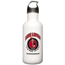 CheerBackLayout Water Bottle