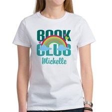 Personalized Book Club Gift T-Shirt