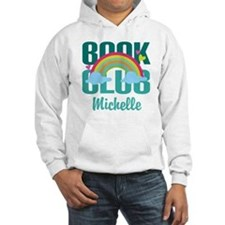 Personalized Book Club Gift Hoodie