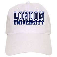 LONDON University Baseball Cap