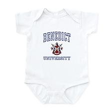 BENEDICT University Infant Bodysuit
