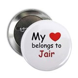 My heart belongs to jair Button