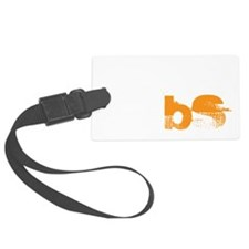 msisbs_logo_dark_shirts Luggage Tag