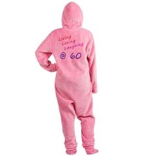 LLL 60 Footed Pajamas