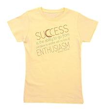 success4 Girl's Tee