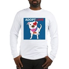 Adopt Love Long Sleeve T-Shirt