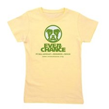 EC_Green_Logo Girl's Tee
