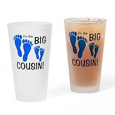imthebigcousin_bluefeet_bluefeet Drinking Glass
