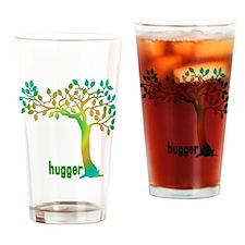 hugHuggerTreeTR Drinking Glass