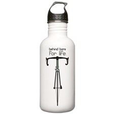 Behind Bars For Life Sports Water Bottle