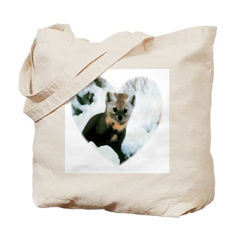 Little Fox Tote Bag