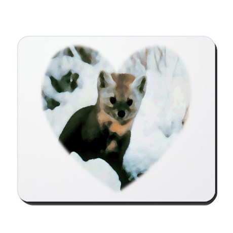 Little Fox Mousepad