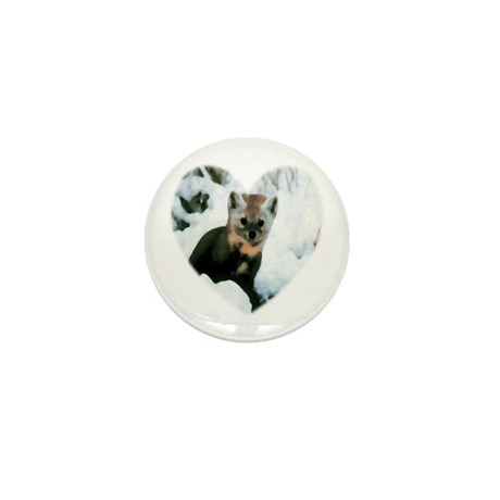 Little Fox Mini Button (100 pack)