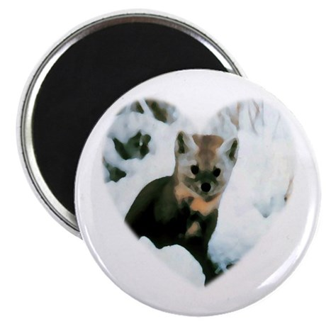 "Little Fox 2.25"" Magnet (100 pack)"
