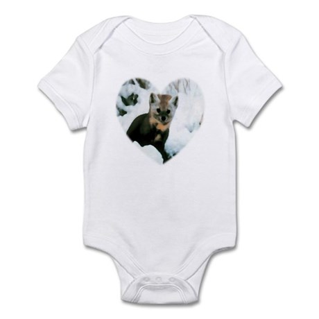 Little Fox Infant Bodysuit