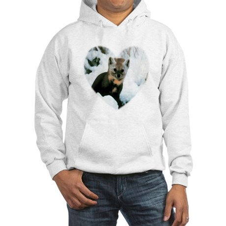 Little Fox Hooded Sweatshirt