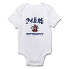 PARIS University Onesie