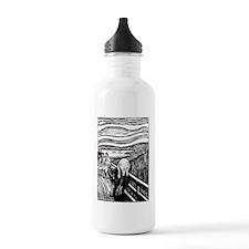 Morris Dancers Screamf Sports Water Bottle