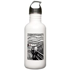 Morris Dancers Screamf Water Bottle