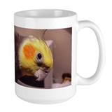 The Happy Cockatiel Coffee Mug