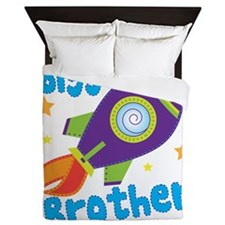 biggestbrotherrocket Queen Duvet