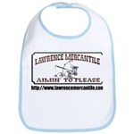 Lawrence Mercantile Bib