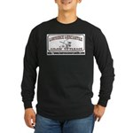 Lawrence Mercantile Long Sleeve Dark T-Shirt