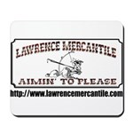Lawrence Mercantile Mousepad