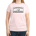 Lawrence Mercantile Women's Pink T-Shirt