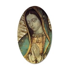Our Lady of Guadalupe - Larg Wall Decal