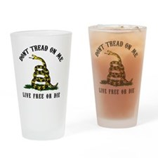 DTOM Coaster Drinking Glass