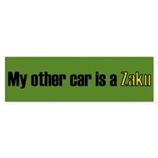 My other car is a Zaku
