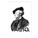 Wagner Postcards (Package of 8)