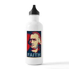 ART Faith large poster Water Bottle