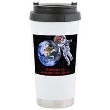 new SPACE JUAN greeting cards Ceramic Travel Mug