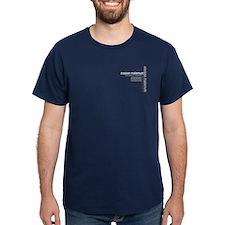Alaskan Malamute Multi T-Shirt