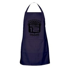 10x10 Center Black Apron (dark)