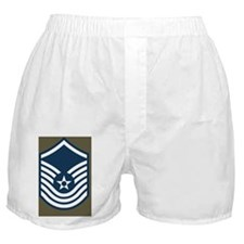 USAF-SMSgt-Old-Journal-4 Boxer Shorts