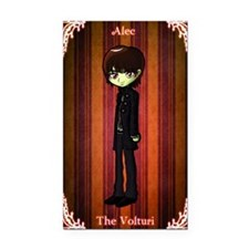 twilight_Alec_volturi Rectangle Car Magnet