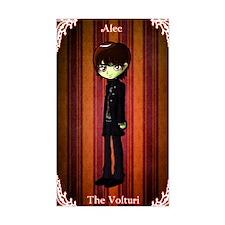 twilight_Alec_volturi Bumper Stickers