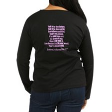 From Zaina Juliette Song Beautiful Long Sleeve T-S