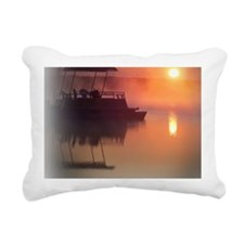 pontoon 2 Rectangular Canvas Pillow