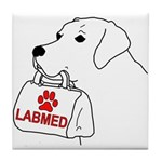LABMED Tile Coaster