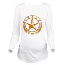 tshirt designs 0291 Long Sleeve Maternity T-Shirt