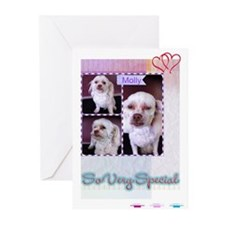 Love Note_0015 Greeting Cards (Pk Of 10)